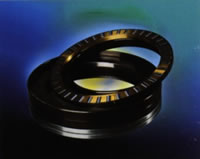 Double direction double-row tapered roller thrust bearing